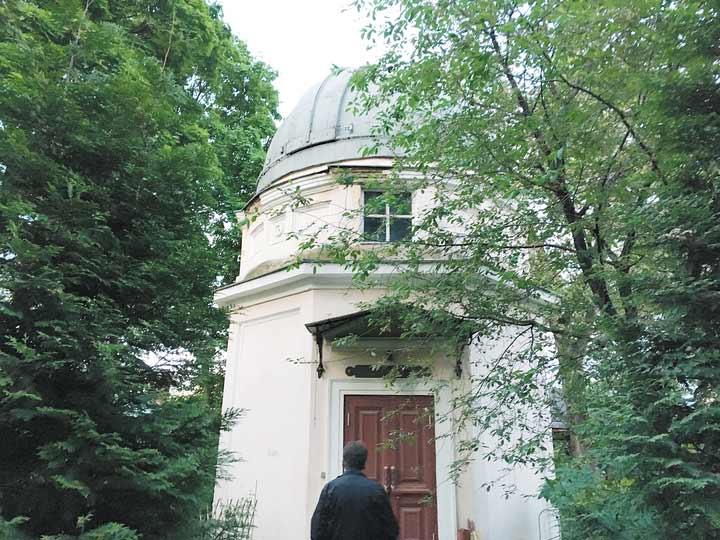 Назаровская башня